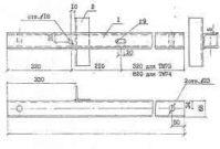 Траверса ТМ-73 (27.0002-38) 9,85 кг