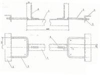 Стяжка Х-89 (21.0112-16), 10,6 кг